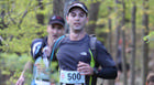 Leonardo Guerra na Ultramaratona The North Face, em Nova York