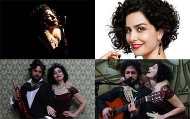 Letícia Sabatella se apresenta no 24º Encontro Sesi de Artes Cênicas