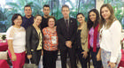 Lídia Jordão participa de Congresso Regional de Saúde