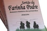 """CBMM patrocina livro """"Sertão da Farinha Podre"""""""
