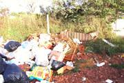 Você no Diário: Morador reclama do acúmulo de lixo no Recanto das Gameleiras