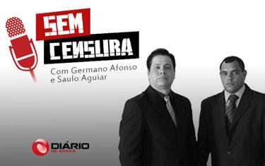 Programa Sem Censura estreia no Diário de Araxá