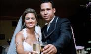 O enlace de Lucas Santos e Poliana Rodrigues