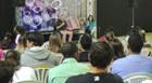 Mara Luquet dá show de economia e investimento no Uniaraxá