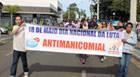Passeata marca a Semana da Luta Antimanicomial