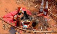 PM registra crueldade contra animais em macumba