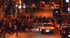 Segunda manifestação termina com onze pessoas detidas