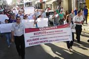 Comerciantes da Olegário Maciel fecham as portas em protesto