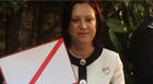 Promotora Mara Dourado é agraciada com a Medalha da Inconfidência