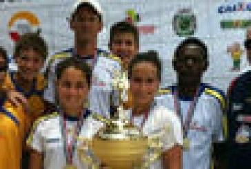 Marcela Valle conquista medalha de ouro em Bauru