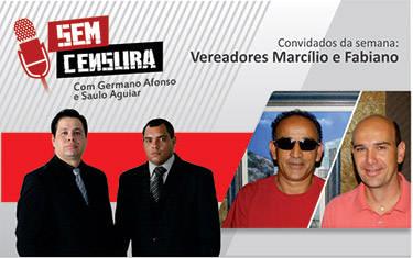 Vereadores Fabiano e Marcílio debatem a falta de apoio da prefeitura para a Casa do Caminho
