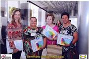 Secretária de Educação Maria Celia e equipe participam de seminário em Belo Horizonte