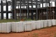 Polícia registra furto de materiais de construção da futura sede da prefeitura