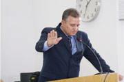 Mateus Vaz de Resende toma posse como vereador na Câmara de Araxá