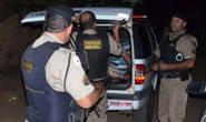 PM apreende menor acusado de vários assaltos na cidade
