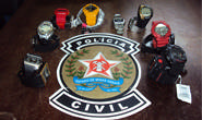 Polícia Civil apura furto em joalheria de Araxá