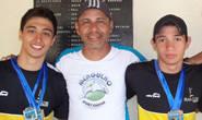 Atletas da Mergulho/Zema Petróleo entre os melhores na Super Copa de Natação