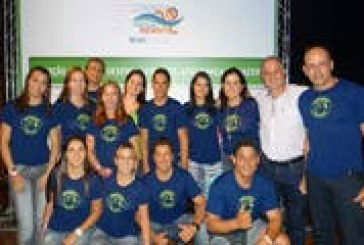 Mergulho Sport participa de congresso brasileiro de natação