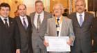 Mérito Empresarial homenageia mais de 100 empresários mineiros em Araxá