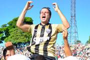 Araxá entra para a história com o milésimo gol de Túlio Maravilha
