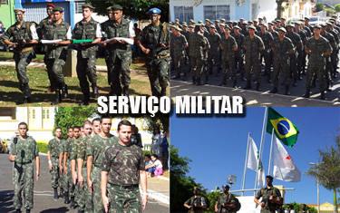 Araxaenses nascidos em 1995 devem se alistar no Serviço Militar