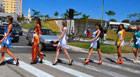 Candidatas a Miss Brasil 2013 estiveram em Araxá