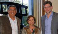 Comitiva internacional esteve em Portugal em busca de parcerias