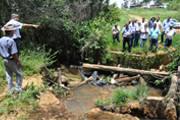 Produtores rurais do Morro de Mesa se encontram com prefeito