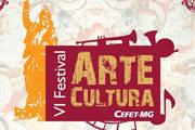 Cefet Araxá promove VI Festival de Arte e Cultura
