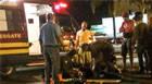 Motociclista foge após atropelar homem na Aracely de Paula
