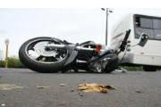 PM registra acidente com vítima no Centro da cidade