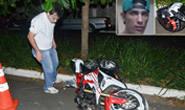 Jovem de 20 anos morre em acidente com moto