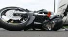 Acidente entre veículo e moto no Santa Rita
