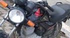 Jovem inabilitado foge de abordagem policial e tem moto apreendida