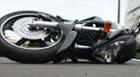 Motociclista sofre acidente durante tentativa de fuga da polícia