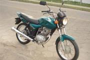 Moto é furtada em praça do bairro Santa Luzia