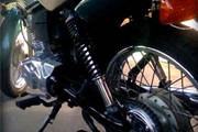 PM localiza moto furtada no Santa Luzia