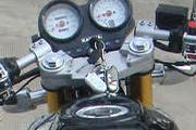 PM Rodoviária prende motociclista embriagado na MG-428