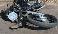 Acidente entre motos deixa ocupantes feridos