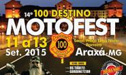 Motofest 100 Destino movimenta o fim de semana