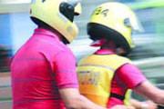 Mototaxista é assaltado durante corrida