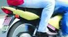 'Cliente' sofre queda e 'mototaxista' foge sem prestar assistência