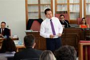 MP vai pedir a anulação do julgamento que absolveu o acusado de matar Tulinho Maneira
