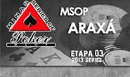 Terceira etapa do MSOP acontece nesse sábado