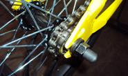 Vagas abertas para o curso de mecânica de bikes