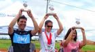 Araxaense é campeã geral do 4º Campeonato Araguarino de Ciclismo