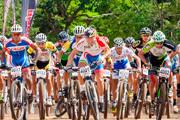 Com ciclistas de 10 países, CIMTB esquenta briga para o Rio 2016