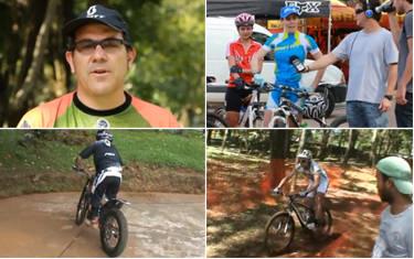 Preparativos para a Copa Internacional de Mountain Bike 2011 em Araxá