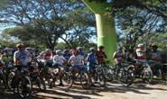 Araxaenses participam da 1ª Maratona Serra dos Macacos