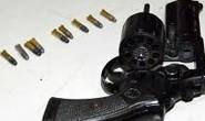 PM encontra munição durante abordagem no Boa Vista